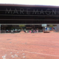 Photo taken at Cinesa Maremagnum by Silvia M. on 6/9/2013