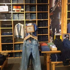 Photo taken at Levi's Store by Paco M. on 5/9/2015