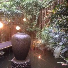 Photo taken at Subak Restaurant by qaesya a. on 7/7/2015