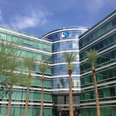 Photo taken at Desert Schools FCU Corporate Office by James M. on 7/31/2013