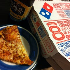 Photo taken at Domino's Pizza by Adam P. on 6/24/2013
