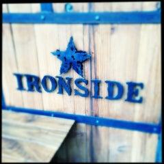 Photo taken at Ironside by Nick B. on 3/19/2013