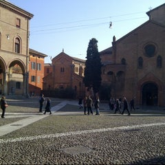 Photo taken at Le Sette Chiese by Pete on 2/16/2013