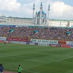 Photo taken at Центральный Стадион / Central Stadium by Рушана on 8/4/2013
