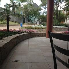Photo taken at Garten Bistrô by Cristiane M. on 11/5/2012
