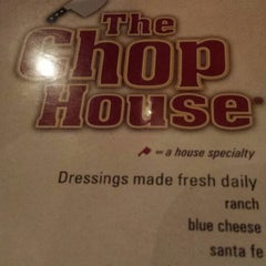 Photo taken at The Chop House by Al Y. on 7/9/2013