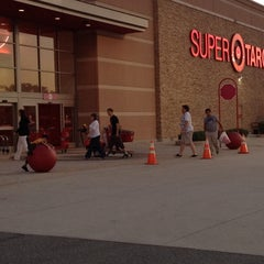Photo taken at SuperTarget by Fausto M. on 10/25/2013