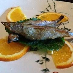 Photo taken at Kura Sushi by Philip M. on 6/21/2013