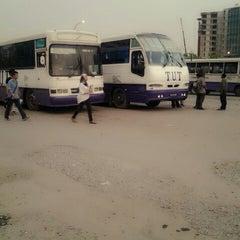 Photo taken at Wawasan Bus Terminal by Joshua H. on 6/24/2013
