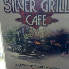 Photo taken at Silver Grill Cafe by Michael C. on 6/3/2013