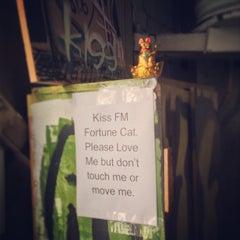Photo taken at KISS FM by Dillan S. on 8/7/2013