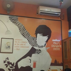 Photo taken at Barista by Shilpa S. on 1/1/2014