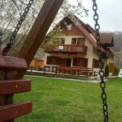 Photo taken at Valea Drăganului by Ioana 🚲✈🚀 C. on 4/5/2014