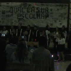 Photo taken at Assembleia de Deus - Madureira by Rui Carlos F. on 7/19/2014