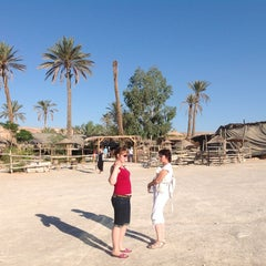 Photo taken at Bedouin Campsite by Anton P. on 6/19/2013