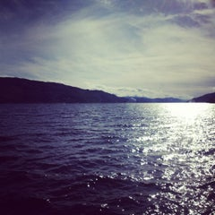 Photo taken at Loch Ness by Paula B. on 9/22/2012