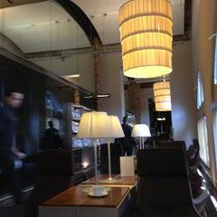 Photo taken at Eurostar Business Premier Lounge by David T. on 7/28/2013