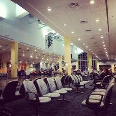 Photo taken at Piarco International Airport (POS) by Eduardo A. on 12/6/2012