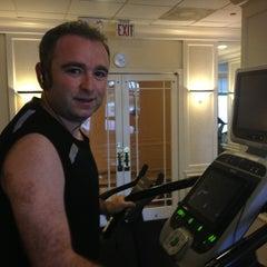 Photo taken at Seacoast CondominiumCondominium Gym by Javier M. on 6/13/2013