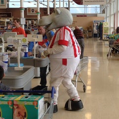 Photo taken at Tesco Extra by Mark E. on 4/21/2013