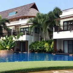 Photo taken at Cha Da Beach Resort by Andreas B. on 1/27/2015