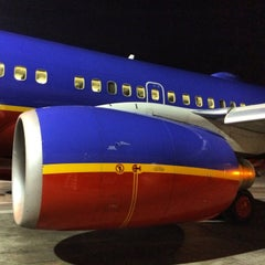 Photo taken at Southwest Airlines Hangar by Mohammed A. on 4/25/2014