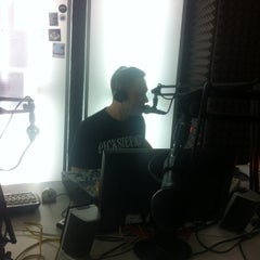 Photo taken at Radio808 by Topssy A. on 5/29/2013