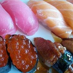 Photo taken at Mikko Japanese Cuisine by Annya E. on 3/14/2013