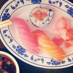 Photo taken at Mikko Japanese Cuisine by Annya E. on 2/6/2013