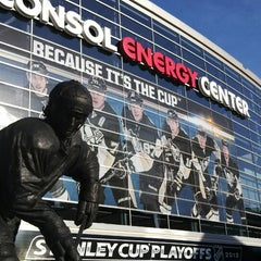 Photo taken at CONSOL Energy Center by Troy C. on 5/3/2013