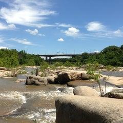 Photo taken at Rocks On The James by Sara W. on 6/22/2013