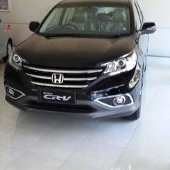 Photo taken at Honda Pacific Motor (Dealer Mobil Honda) by Danny A. on 8/18/2013