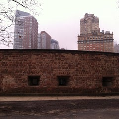 Photo taken at Battery Park by AElias A. on 12/8/2012