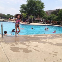 Photo taken at Colony Poolside by Nichole B. on 6/12/2013