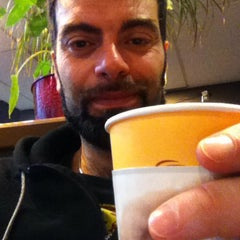 Photo taken at Blenz Coffee by Luca D. on 3/29/2014
