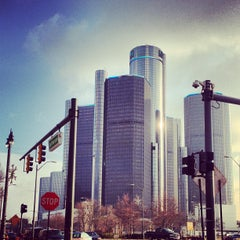 Photo taken at City of Detroit by Detroiting on 12/18/2012