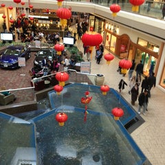 Photo taken at Fair Oaks Mall by Michael B. on 1/27/2013