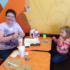 Photo taken at Dunkin Donuts by Timothy B. on 5/24/2014