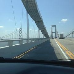 Photo taken at Chesapeake Bay by Erin K. on 6/8/2013