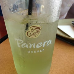 Photo taken at Panera Bread by Michelle P. on 7/22/2013