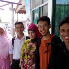 """Photo taken at Universitas Putra Indonesia """"YPTK"""" by Yaddi S. on 10/13/2013"""