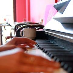 Photo taken at Café Lézard by Café Lézard on 9/17/2013