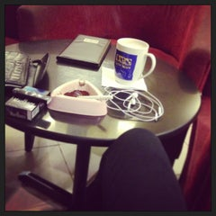 Photo taken at Coffee World by Stacia L. on 2/10/2013