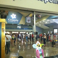 Photo taken at Cinépolis by Chris A. on 6/27/2013