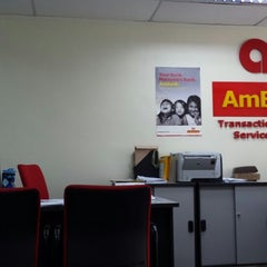 Photo taken at Ambank by 🆕 Victor . on 4/2/2015