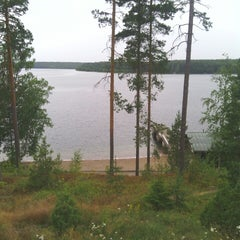 Photo taken at Kiljavan Opisto - Kiljavanranta by Anton S. on 7/18/2013