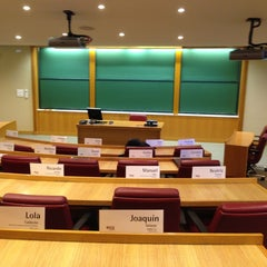 Photo taken at IESE Business School by Juan Cruz L. on 7/12/2013