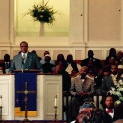 Photo taken at West Hunter Street Baptist Church by Methuzulah G. on 6/22/2015