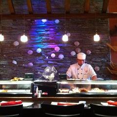 Photo taken at Samurai Sushi and Hibachi by David Z. on 4/21/2013