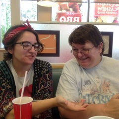 Photo taken at Wendy's by James M. on 5/3/2014